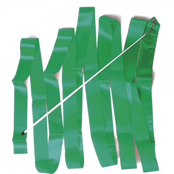 RIBBON - RHYTHMIC GYMNASTIC 6m, GREEN
