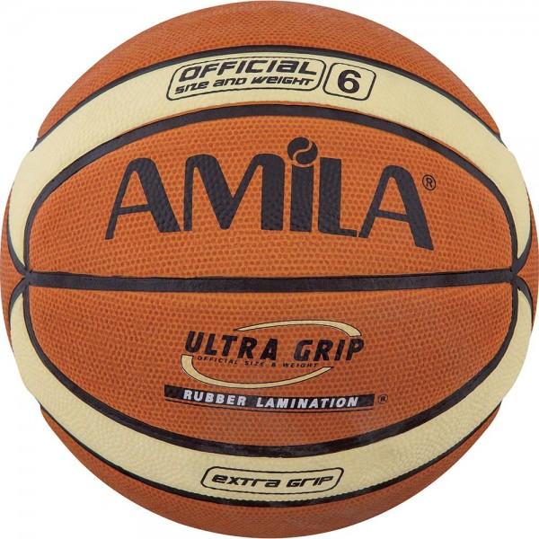 BASKETBALL AMILA #6 CELLULAR RUBBER