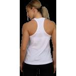 Athlos Women Gym Shirt Retro Gold