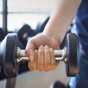 Bars, Dumbbells & Weights (59)