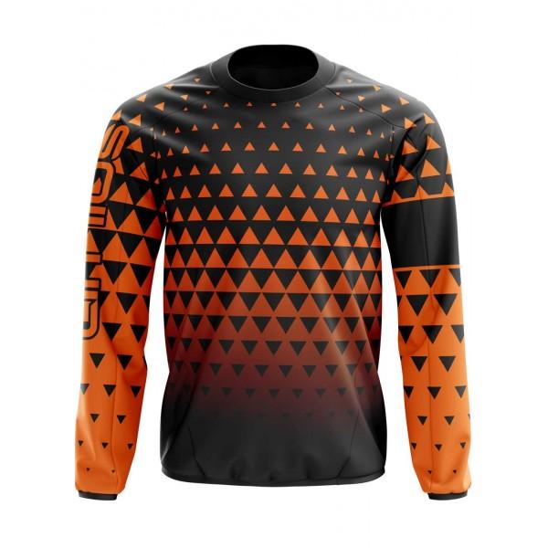 Wild Athlos Moto Cross Shirt